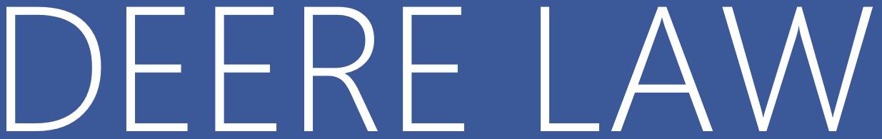 Deere Law, LLC